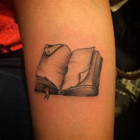 book tattoo design greyscale open book book ideas