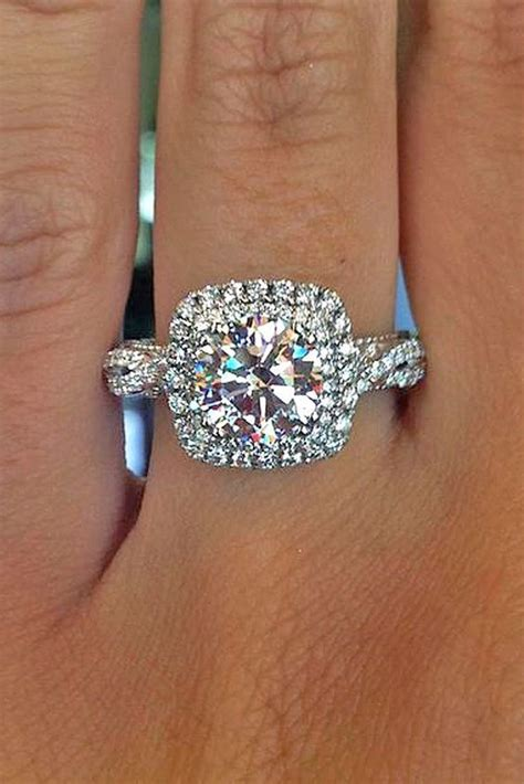 17 best ideas about most popular engagement rings on