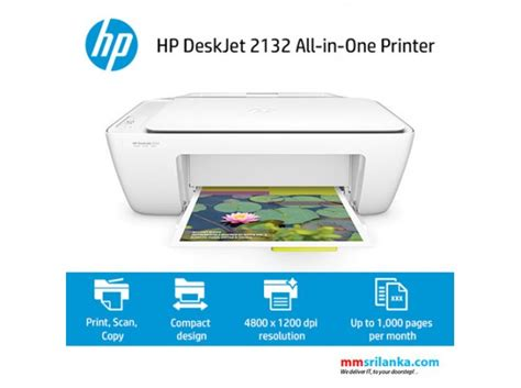 Hp Printer 2132 Deskjet All In One F5s41d hp deskjet 2132 all in one printer copier scanner