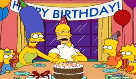 imagenes de happy birthday de los simpson quot los simpsons quot cumplen 30 a 241 os el estrado