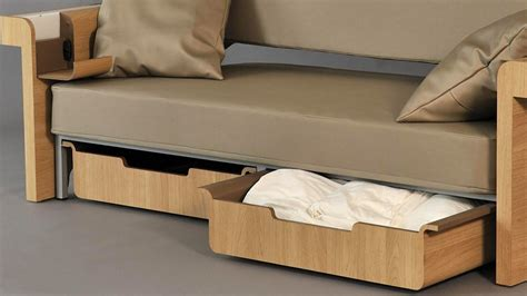 Transforming Sofa by This Transforming Sofa Can Furnish Your Entire Apartment