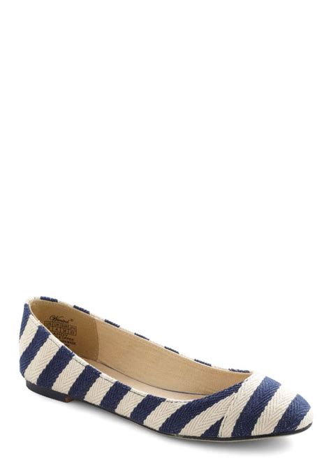 striped flats shoes 136 best images about blue stripez on