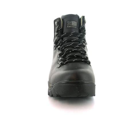 Sepatu Boots Karrimor Trexing Leather Brown mens gents brown karrimor leather waterproof walking boots brown uk 7 12