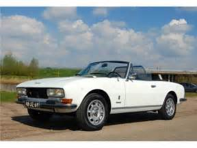 Peugeot 504 Cabriolet Peugeot 504 Cabriolet Used Search For Your Used Car On
