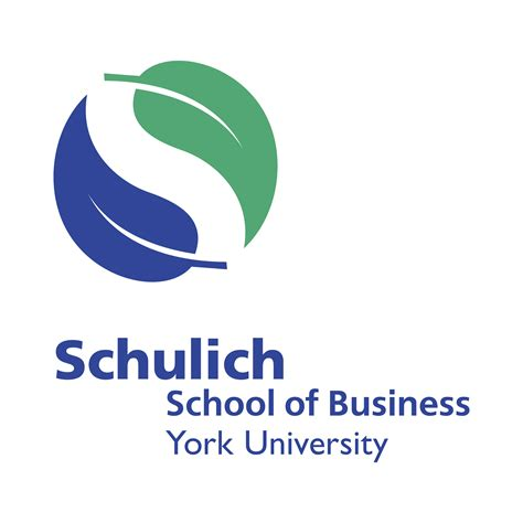 York Mba Canada by Schulich School Of Business Logos