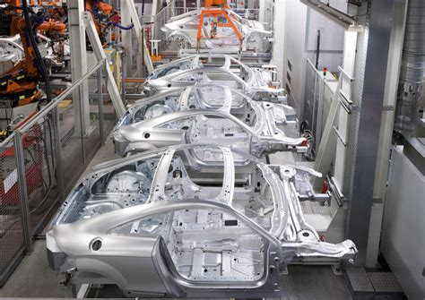 Audi Germany Factory by How To Make An Audi In 20 000 Basic Steps Core77
