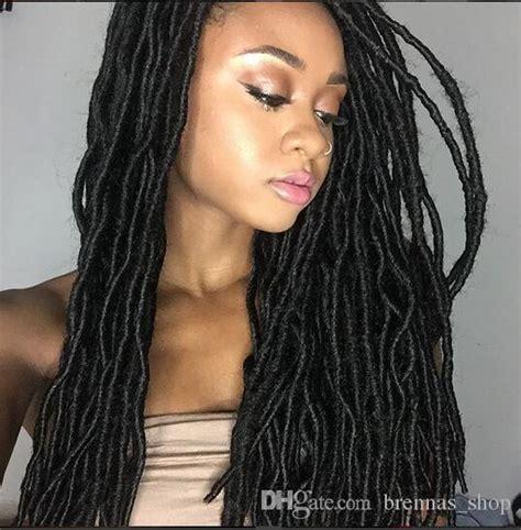 maintenance for soft dreads kanekalon online cheap long hair twist 18 new soft dread lock twist