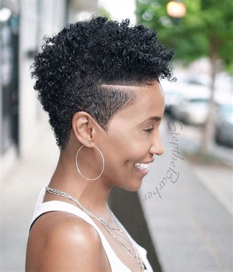 black women with short perms hairstyle beautiful tapered fro vivacityvegankitchen black hair