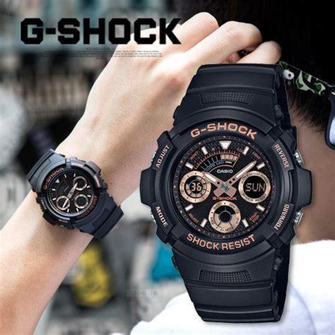 Casio Aw 591gbx 1a4 g shock aw 591gbx 1a4 指針數字雙顯錶 46mm 防水 aw 591gbx 1a4dr 小偉日系腕時計本舖 yahoo奇摩超級商城
