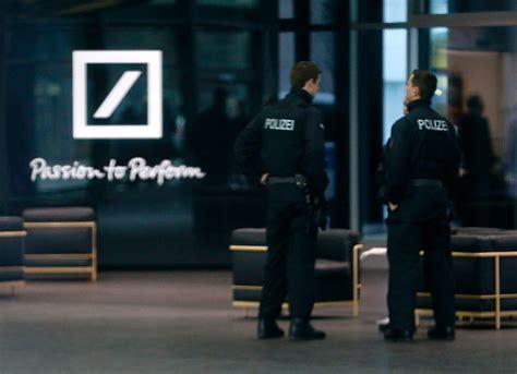 deutsche bank to perform verfehlungen statt quot to perform quot wo die deutsche