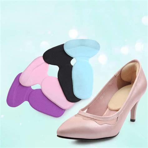 Wedges Wanita Heels insole alas kaki high heels liner grip wanita mix color jakartanotebook