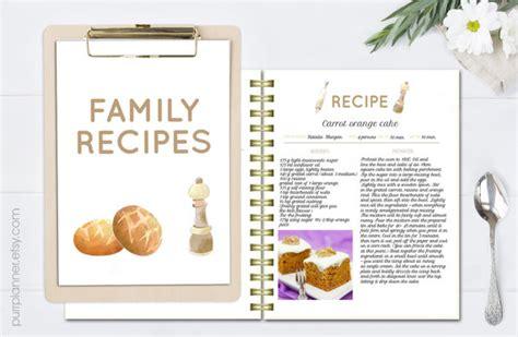 printable recipe book template printable editable recipe pages recipe book template recipe
