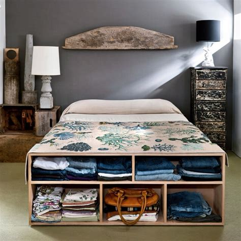 end of the bed storage cubby storage unit for end of bed to show dad pinterest