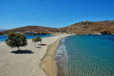 Pleasant Beach Village kythnos greece compare to other greek islands