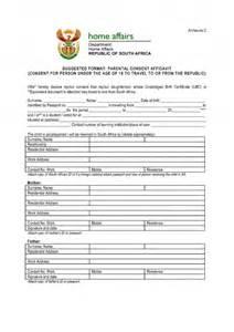 affidavit of parental consent form template parental consent affidavit flywell