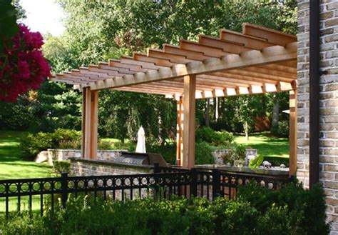 Lowes Small House Kits Contemporary Outdoor Kitchen Pergola No Kp5 By Trellis