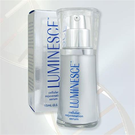 luminesce cellular rejuvenation serum anti aging products