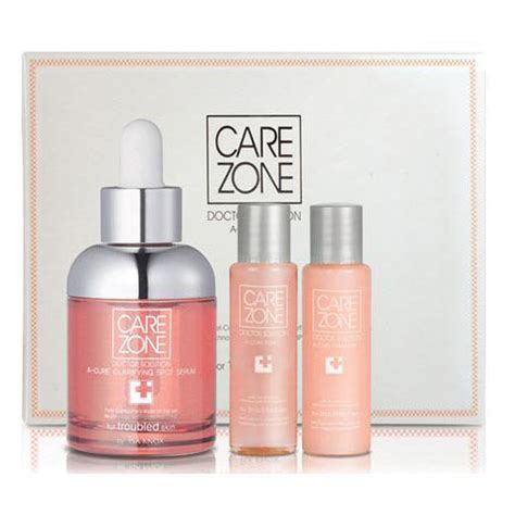 Care Zone care zone doctor solution a cure clarifying essence