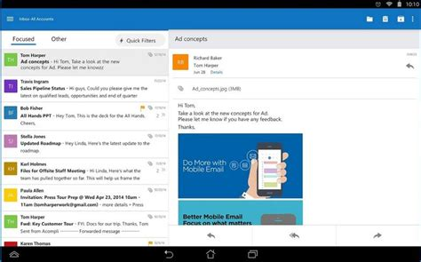 outlook for android mobile how to setup outlook or hotmail in android phone for email