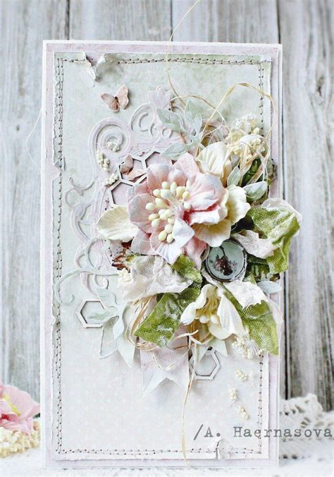 handmade shabby chic wedding cards 391 best images about gorgious handmade cards on pretty cards shabby and shabby