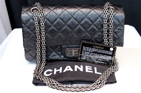 Chanel Quilted Bag Silver Chain black quilted washed lambskin and silver chain 2 55 chanel