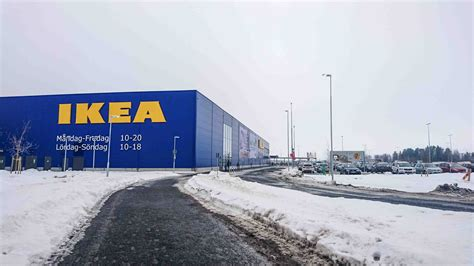 Find In Sweden Ikea Has Arrived In Ume 229 Study In Sweden The Student