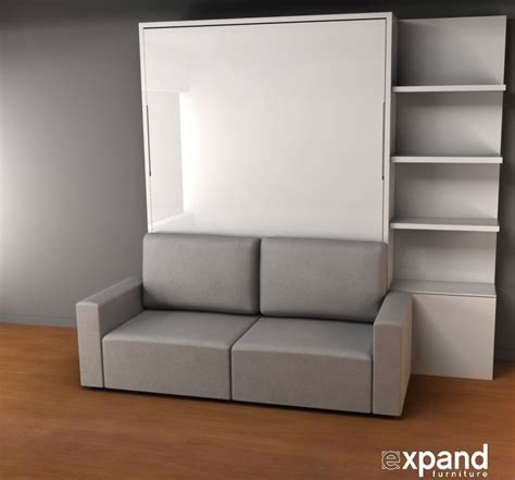 murphy bed sofa murphysofa clean expand furniture