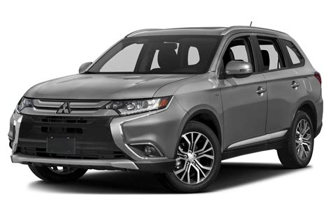 Mitsubishi Outlander Image 2016 Mitsubishi Outlander Price Photos Reviews Features