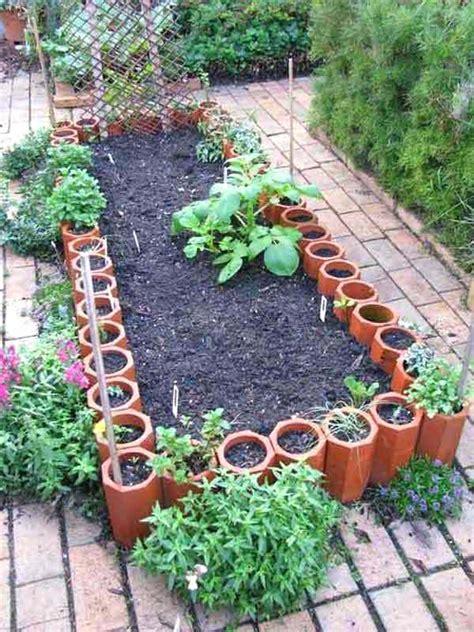 Cheap Garden Edging Ideas Inexpensive Landscape Borders Landscape Edging Cheap Cheap Garden Border Edging Ideas Image Of
