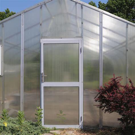 green house door pre hung greenhouse door farmtek