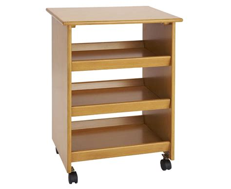 mobile desk with storage multi purpose cart with castors mobile storage stand