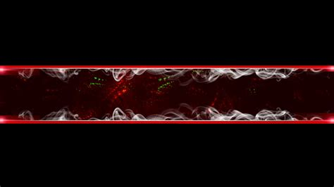Rot Red Banner No Text Template Download Speedart Photoshop Touch Youtube Banner Template No Text