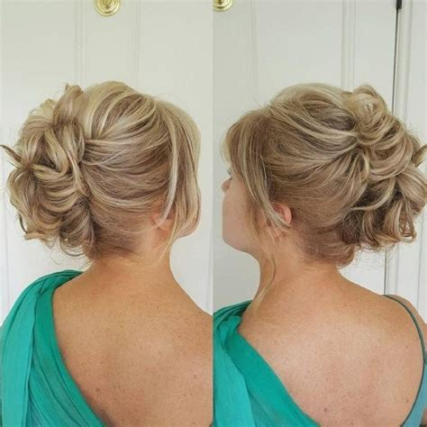 hairstyle ideas for mother of the bride 15 best ideas of long hairstyles mother of bride