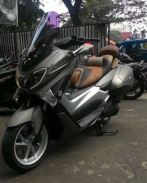 Modifikasi Matic Yamaha by Modifikasi Yamaha Nmax Part 4 Yamaha Nmax Big Matic