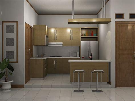 kitchen set minimalis kumpulan gambar desain terbaru  desain rumah minimalis modern