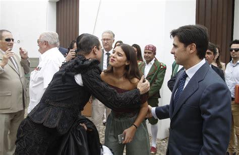 la hija de cayetana 8467047739 cayetana la hija de francisco rivera saluda en