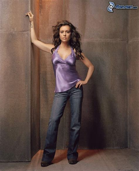 Alyssa Milanos Slinky Strapless Top From Charmed by Charmed