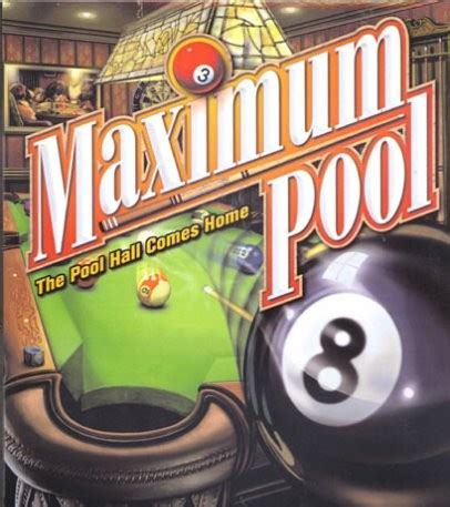 maximum pool game free download full version for pc