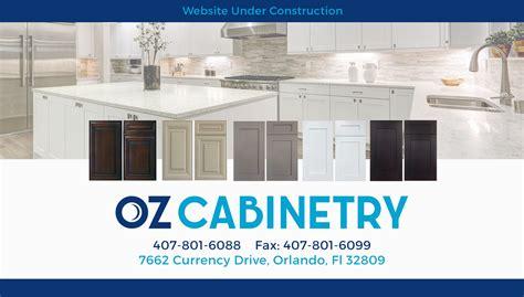 oz cabinetry florida