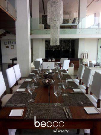 becco al mare acapulco restaurant reviews phone number