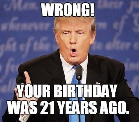 21 Birthday Meme - 21st birthday memes wishesgreeting