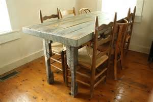 Wooden Kitchen Furniture Pallet Kitchen Table For Your Dining Area Wooden Pallet