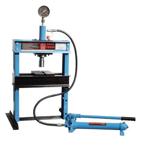 bureau d 騁ude hydraulique presse hydraulique d atelier 10t outillage automobile