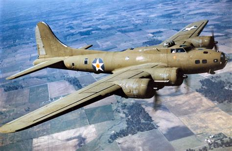 27th January 1943: US 8th Airforce's first raid on Germany – 'U ... B 24 Ball Turret
