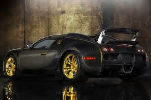 Bugatti Veyron Mansory Bling It Again Mansory Bugatti Veyron Linea Vincero D Oro