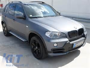 Bmw X5 Running Boards Running Boards Side Steps Bmw X5 E70 2007 Up