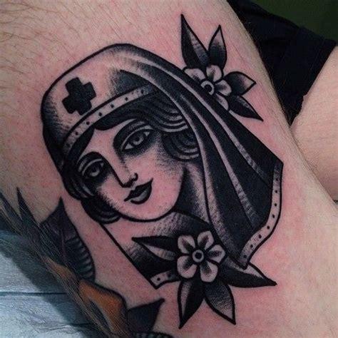 nurse tattoos amp nursing body art mighty nurse picmia