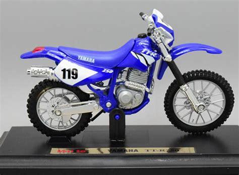 Maisto 118 Yamaha Tt R 250 Lokal blue 1 18 scale maisto diecast yamaha tt r250 motorcycle
