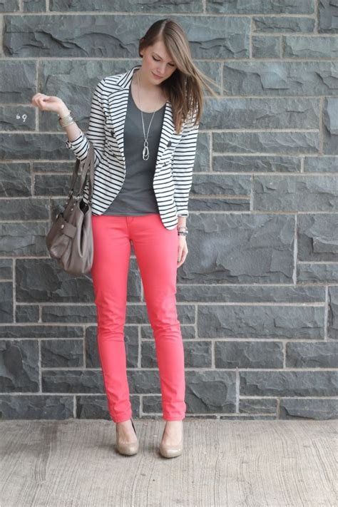 what to wear with light pink pants how to wear pink pants for women 2018 fashiongum com