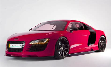 Pink Audi Car Pictures Images 226 Super Pink Audi